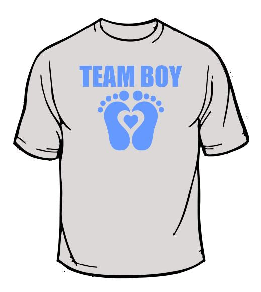 Team Boy T-Shirt
