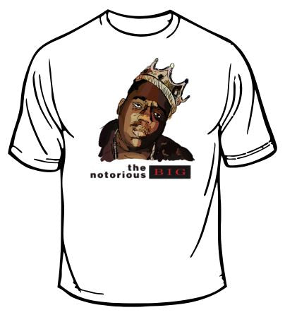 The Notorious BIG T-shirt