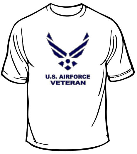 U.S. Air Force Veteran T-Shirt