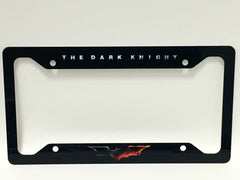 Batman The Dark Knight License Plate Frame