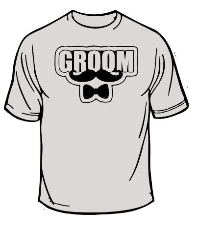 Groom Wedding T-Shirt