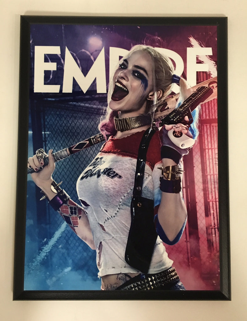 Harley Quinn/Suicide Squad movie Plaque