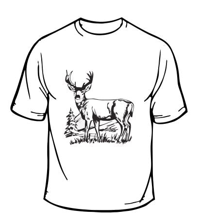 Deer Hunting T-Shirt