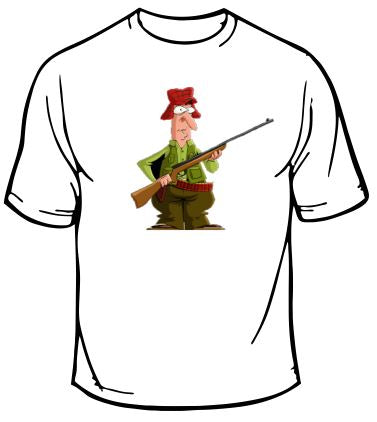 Hunter Hunting T-Shirt