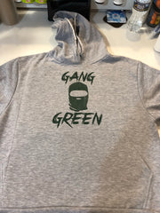 Gang Green Ski Mask Eagles Hoodie