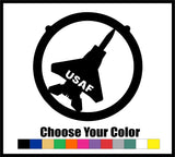 US Air Force - USAF Decal