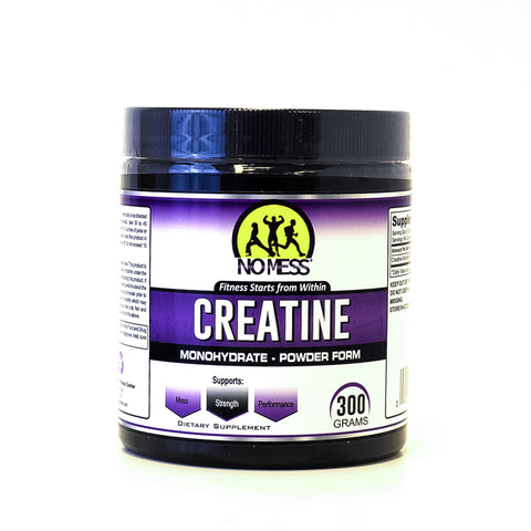 """No Mess"" Creatine -"