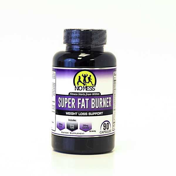 """No Mess"" Super Fat Burner -"