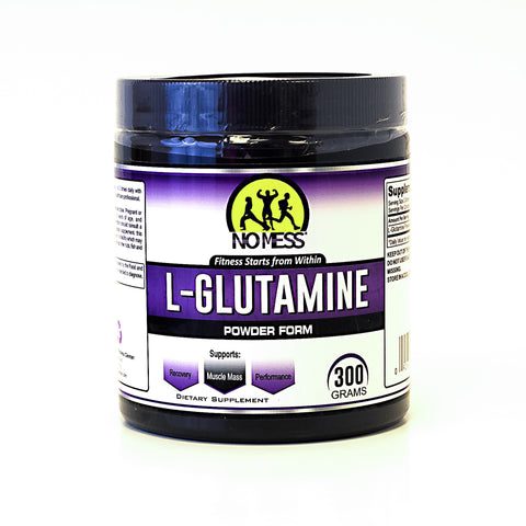 """No Mess"" L-Glutamine -"