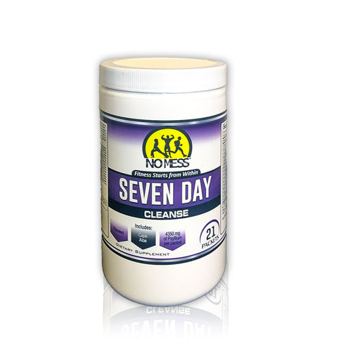 No Mess 7 Day Cleanse