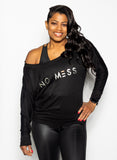 No Mess Foil Long Sleeve