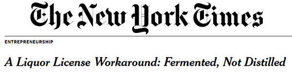 See us in the New York Times
