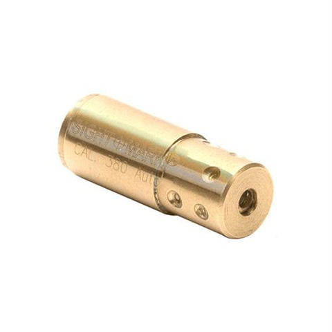 .380 ACP Pistol Boresight
