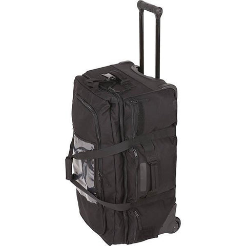 5.11 Mission Ready 2.0 Rolling Travel Duffel Bag, Black - American Tactical Depot