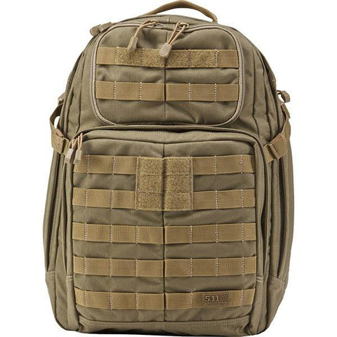 5.11 RUSH 24 Backpack, Sandstone - American Tactical Depot
