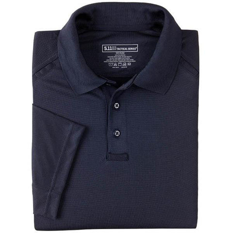 5.11 Performance Polo, Dark Navy, S - American Tactical Depot