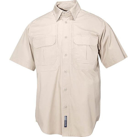 5.11 Tactical Shirt, Khaki, L - American Tactical Depot