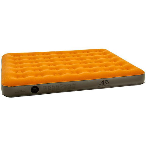 Air Bed, Rechargeable, Queen, Rust-Khaki - American Tactical Depot
