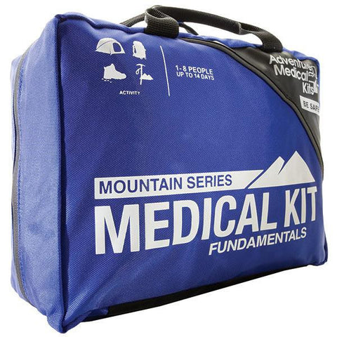 Fundamentals Medical Kit, Mountain Series, Blue-Black - American Tactical Depot
