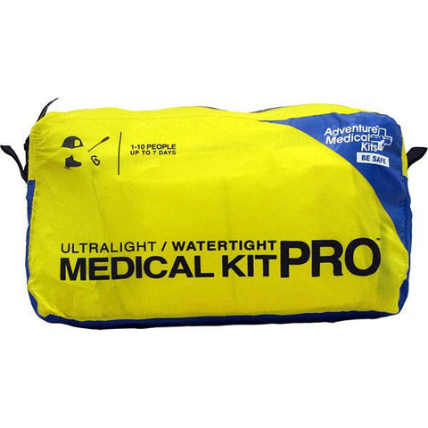 Ultralight-Watertight Pro Medical Kit, Yellow-Blue - American Tactical Depot