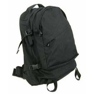3-Day Assault Backpack, Black - American Tactical Depot