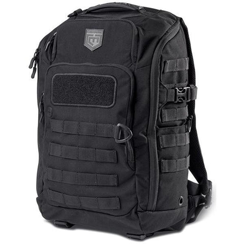 Legion Day Pack, Black - American Tactical Depot