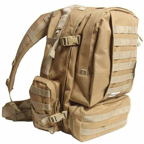 3-Day Assault Pack, Tan - American Tactical Depot