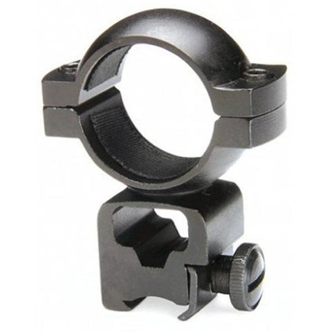 .22 Airgun Rings, Matte Black, Aluminum, Riflescope - American Tactical Depot