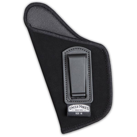 Open Style Inside-the Pant Holster, Black, Size 15, LH, Clam - American Tactical Depot
