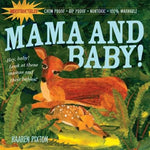 Indestructibles Book Mama and Baby
