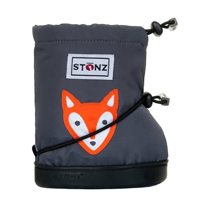 Stonz - Booties - Grey Fox