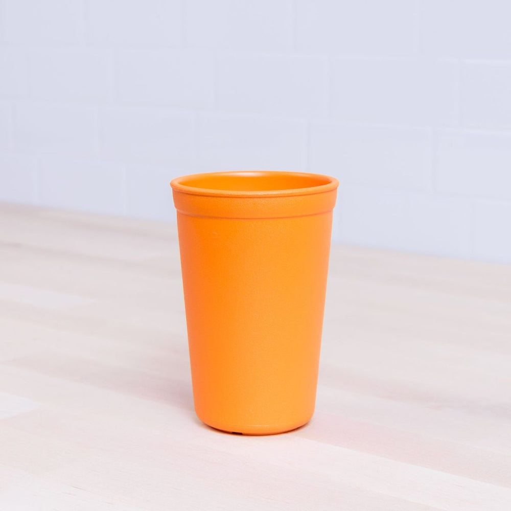 Re-Play - 10oz Drinking Cup - Orange