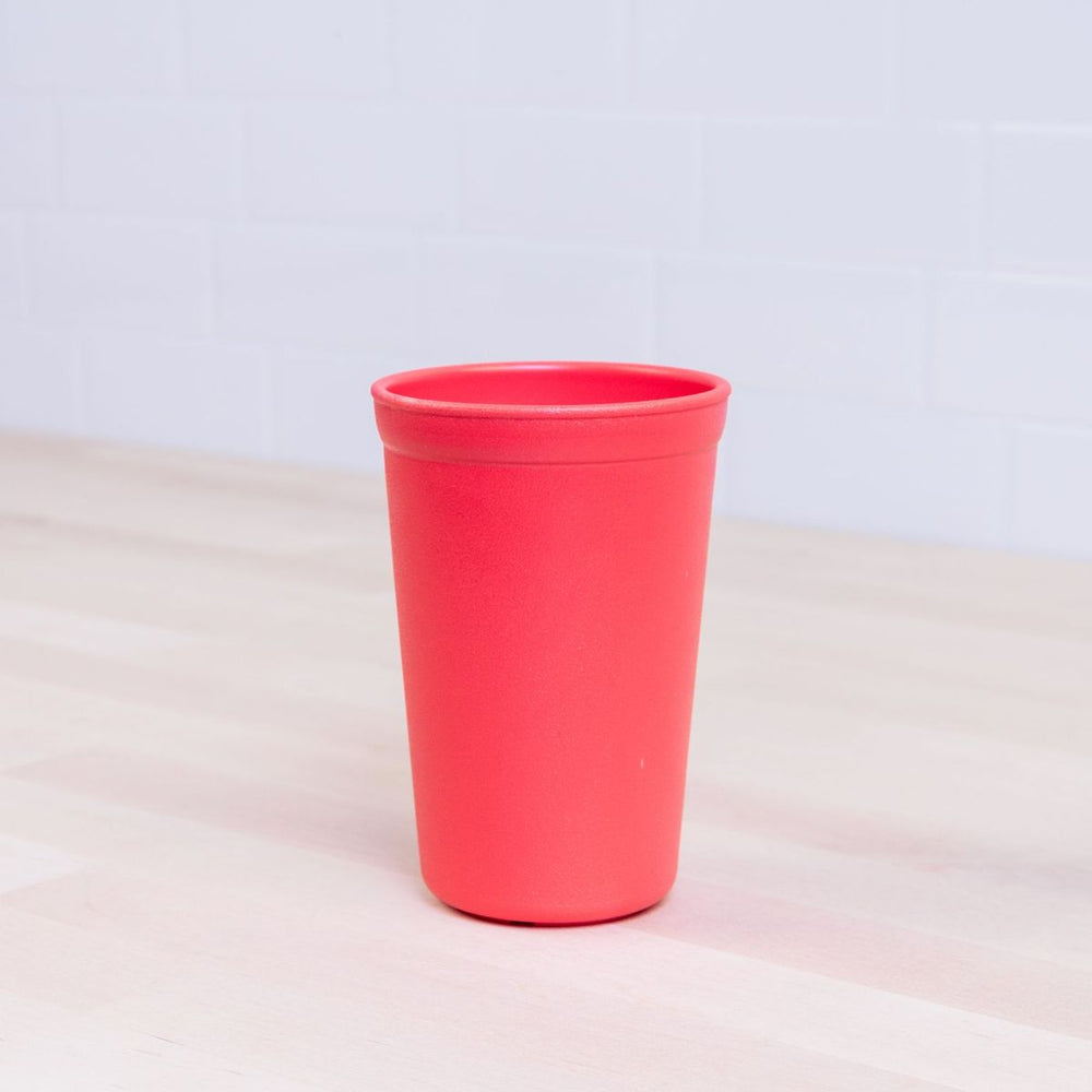 Re-Play - 10oz Drinking Cup - Red