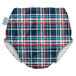 My Swim Baby - Coastal Plaid - Swim Diaper