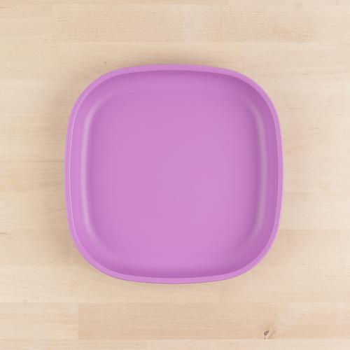 "Re-Play - 9"" Plate - Purple"
