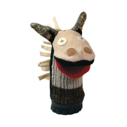 Cate and Levi - Wool Puppet - Horse