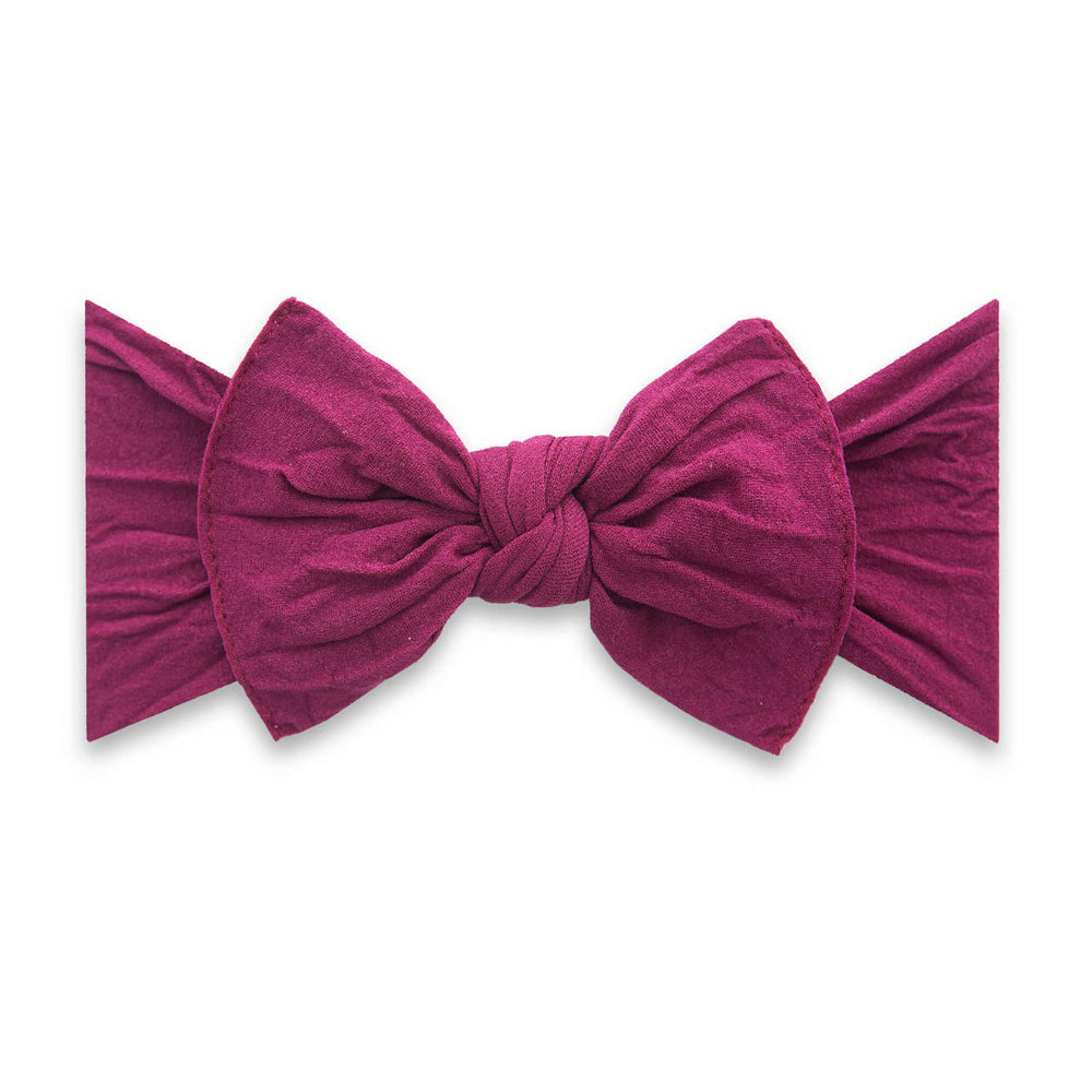 Baby Bling Bows - Classic Knot - Rouge