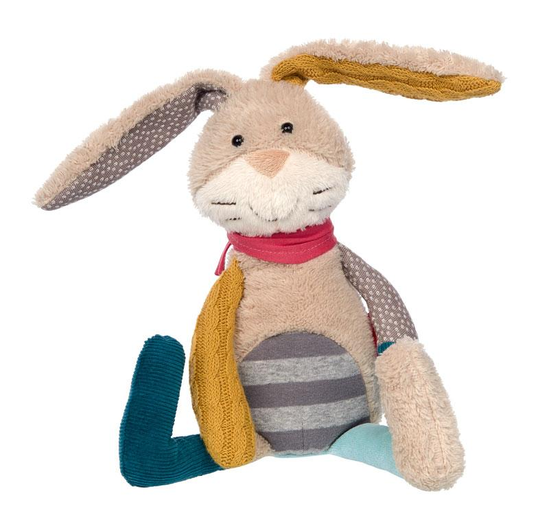 Sigikid Patchwork Sweety Rabbit