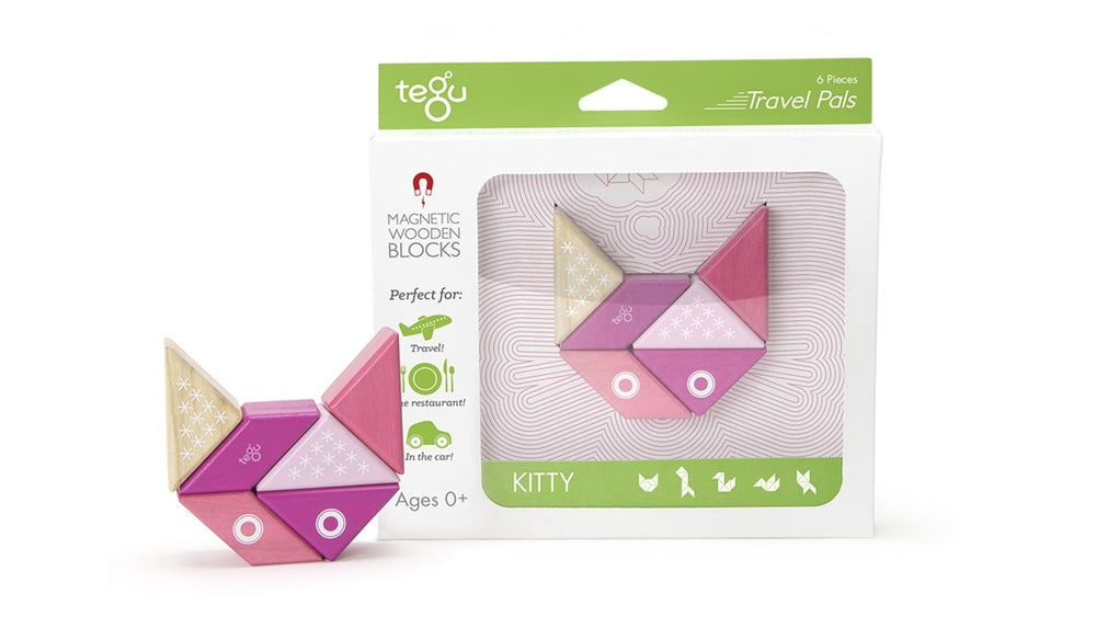 Tegu Travel Pal - Kitty