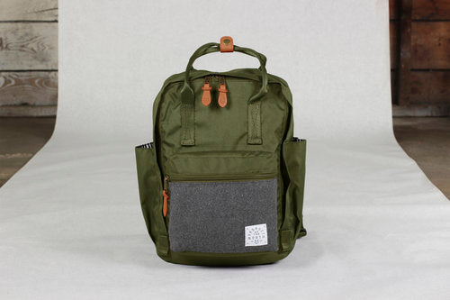 Product of the North - Elkin Backpack - Olive