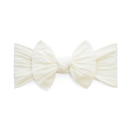 Baby Bling Bows - Cable Knit Knot