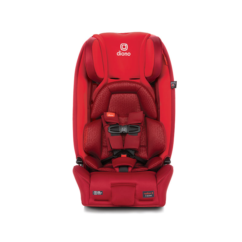 Diono - Convertible Car Seat Radian 3RXT Latch - Red Cherry