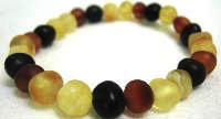 Adult Baltic Amber Bracelet