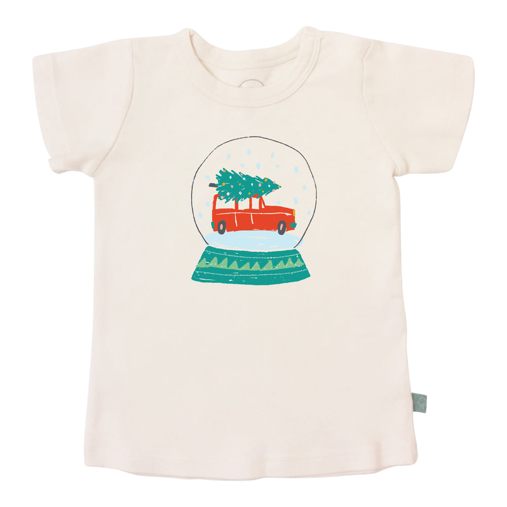 Finn + Emma - Snow Globe - Graphic Tee