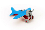 Green Toys - Airplane  Blue