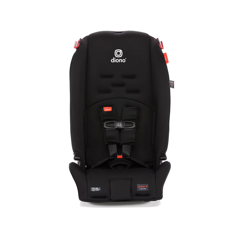 Diono - Convertible Car Seat Radian 3R Latch - Black Jet