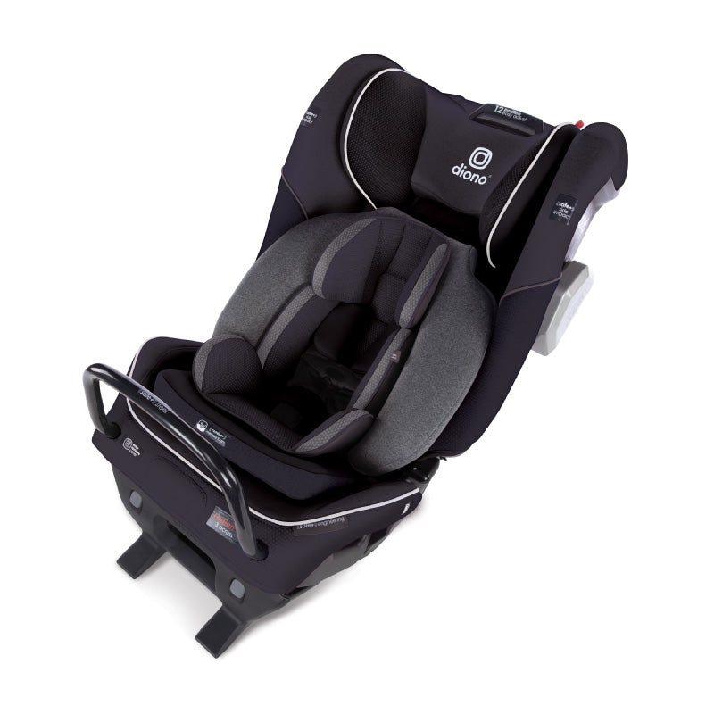 Diono - Convertible Car Seat Radian 3QXT Latch - Black Jet