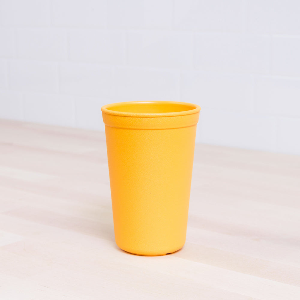 Re-Play - 10oz Drinking Cup - Sunny Yellow