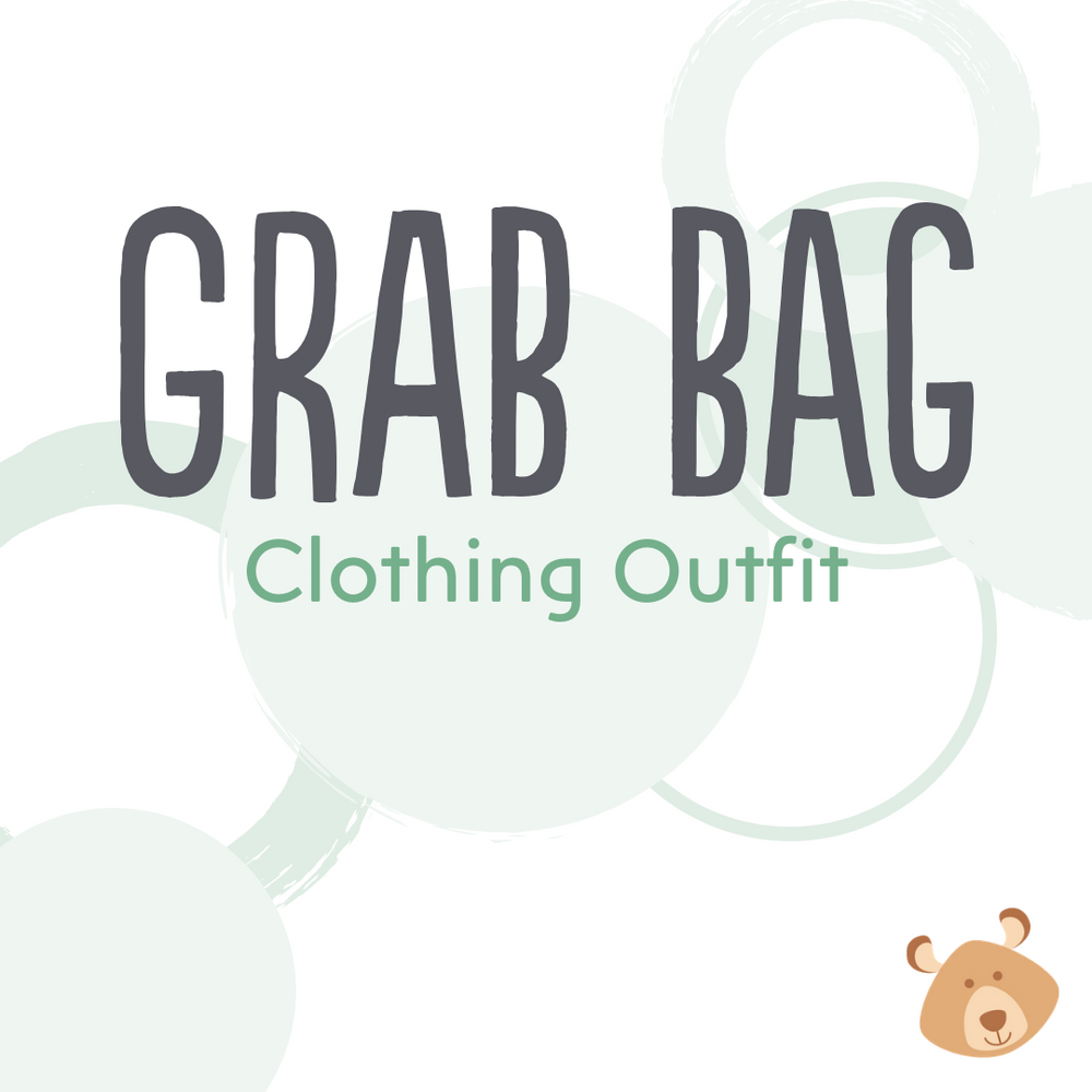 Grab Bag - Clothing Outfits (Mixed Brands) - Retail Value $45-$56 - FINAL SALE