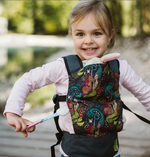 Boba Mini Carrier - The Mermaid and The Unicorn
